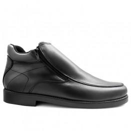 Mens Boots Zipper 650 Black